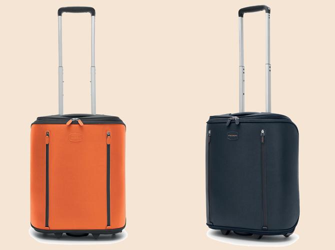 Fedon punta sulla collezione viaggio e sui monomarca hi-tech - Il ... 1bfce454333