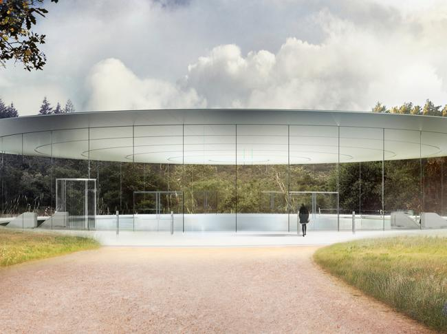 Apre Apple Park: ad aprile il nuovo campus Apple