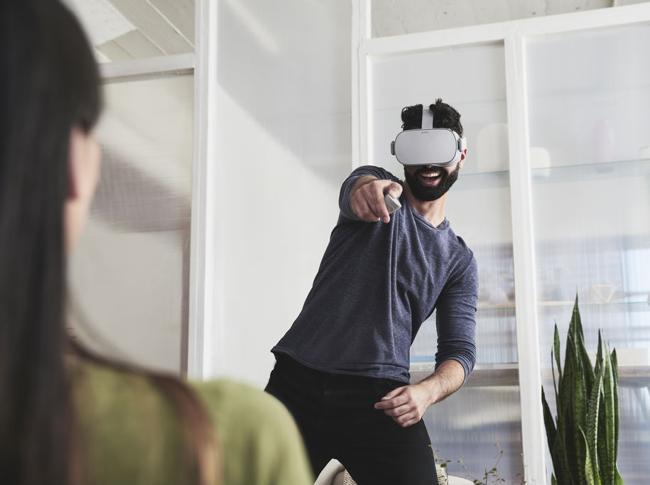 Oculus Go: il nuovo visore per la VR a 219 euro