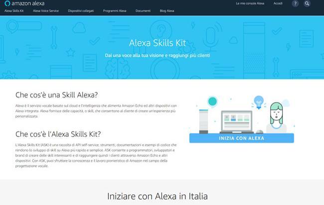 Amazon Alexa arriverà in Italia e Spagna entro quest'anno