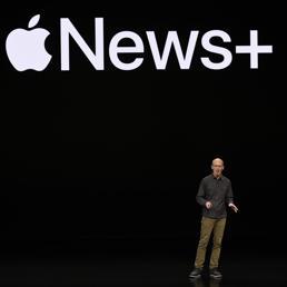 Come funziona Apple News+ e perché il Wsj gli ha dato i suoi articoli